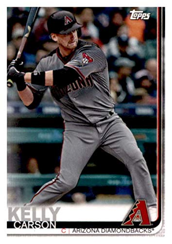 2019 Topps Team Edition Arizona Diamondbacks #AD-14 Carson Kelly Arizona Diamondbacks Baseball Card