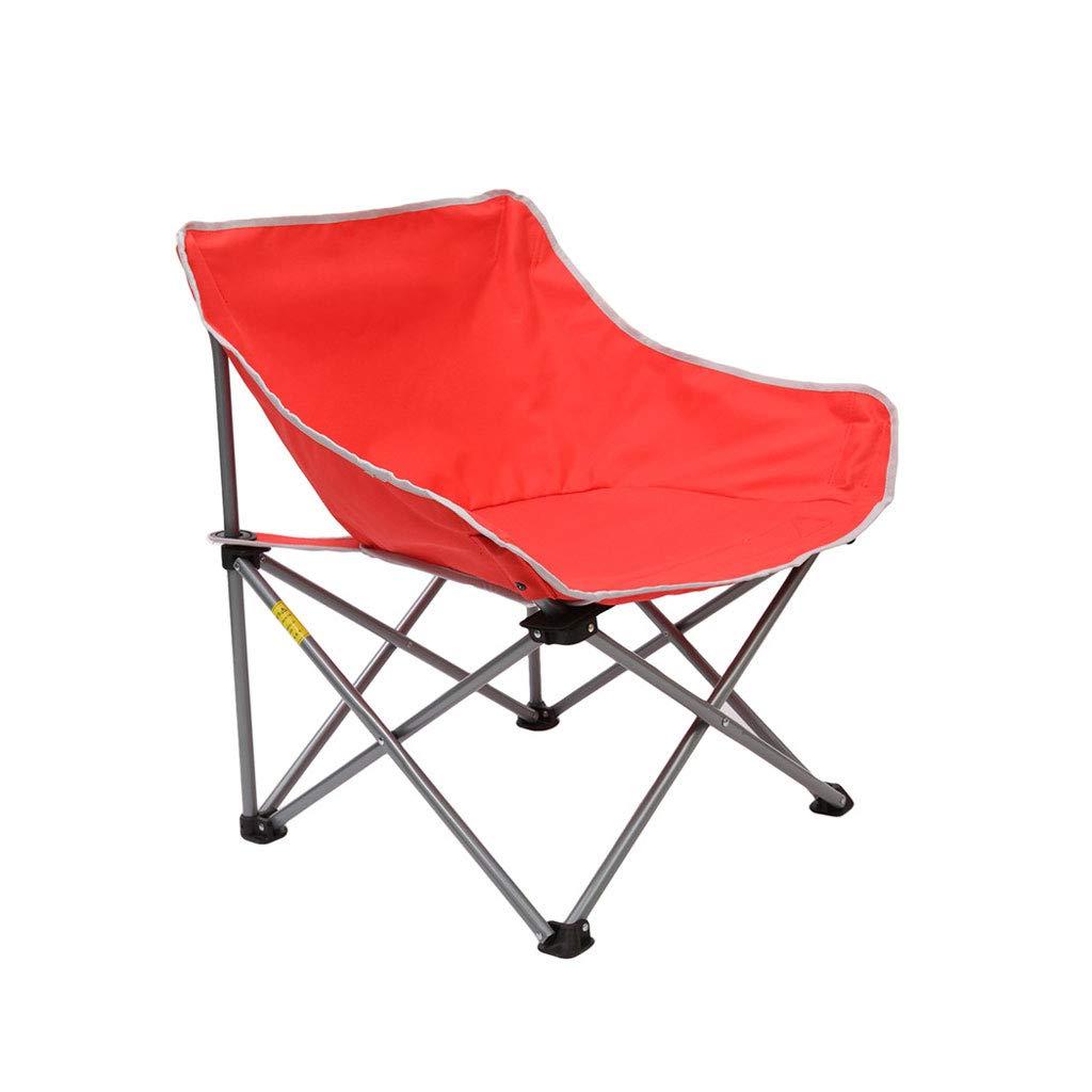 Kaiyu Outdoor Klappstuhl Camping Angeln Stuhl Tragbare Klappstuhl Direktor Klappstuhl 62x55x65 cm