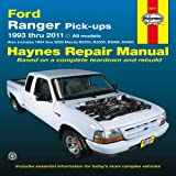 Ford Ranger Pick-Ups, Editors of Haynes Manuals, 1620920492