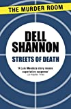 Streets of Death by Dell Shannon front cover