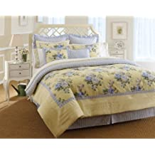 Laura Ashley, Caroline Collection, Bed in a Bag, Twin