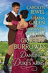 Dancing in The Duke's Arms: A Regency Romance Anthology