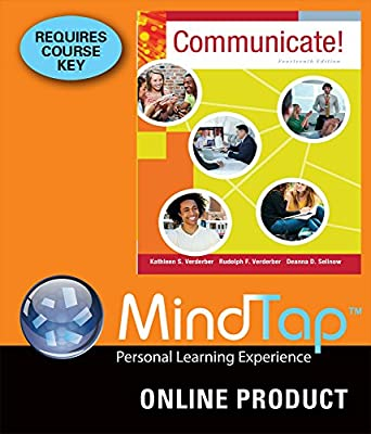 Test bank for communicate 14th edition by verderber by brookshear.