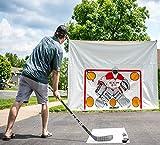 Snipers Edge Veteran Hockey Shooting Pad