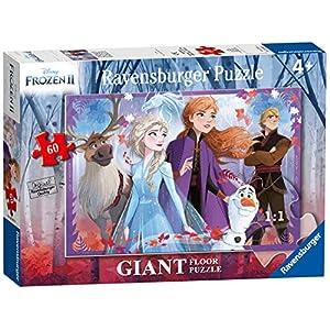 Ravensburger Frozen 2 A Puzzle 60 Pezzi Giant Multicolore 03031