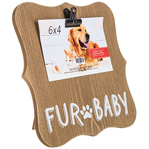 Mission Gallery Darling Fur Baby Puppy Dog Pet Picture Frame Holds 6