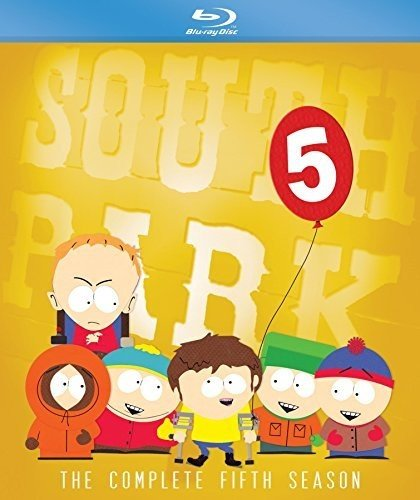 South Park: The Complete Fifth Season (Widescreen, 2 Pack, Amaray Case, 2PC)