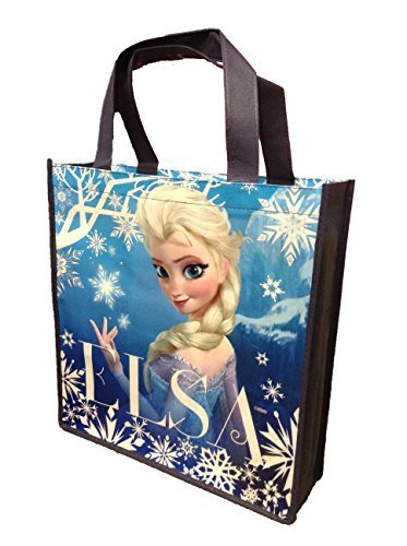 Frozen Elsa Tote Bag (Frozen Trick Or Treat Bag)
