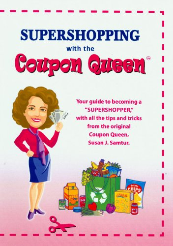Supershopping With The Coupon Queen -  DVD, Rated G, Stephen M. Samtur