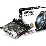 ASRock AM1H-ITX Mainboard Sockel (2x DDR3 Speicher, 6x SATA III, 4 x USB 3.0, 6 x USB 2.0)