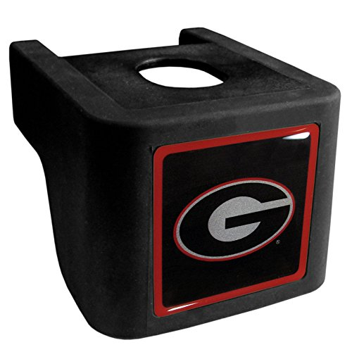 NCAA Georgia Bulldogs Shin Shield Hitch Cover, Class V