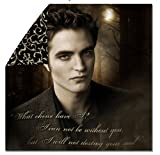 "Twilight New Moon  Edward: ""Destroy Your Soul"" Duvet cover Edward"