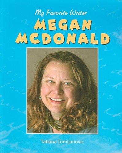Megan Mcdonald (My Favorite Writer)