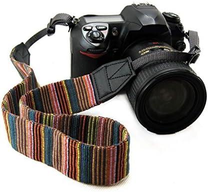 Cpaoo - Correa de Hombro Ajustable Universal para cámara réflex ...