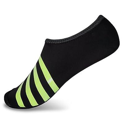 L-RUN Women's Water Shoes Comfortable Casual Slip-on Walking Sneakers