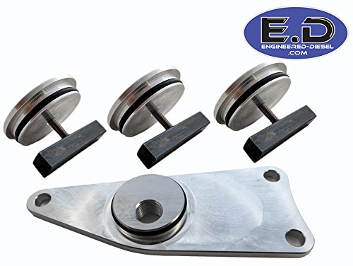 Freeze Plug 4 Pack Side /& Rear Present Engineered Diesel E.D Billet Cummins 5.9L /& 6.7L 2003