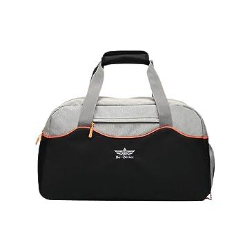 44cdf78d22 Lembeauty étanche Voyage Duffel Bag High Capacity Fitness Chaussures de  Sport Petit Sac de Fitness avec