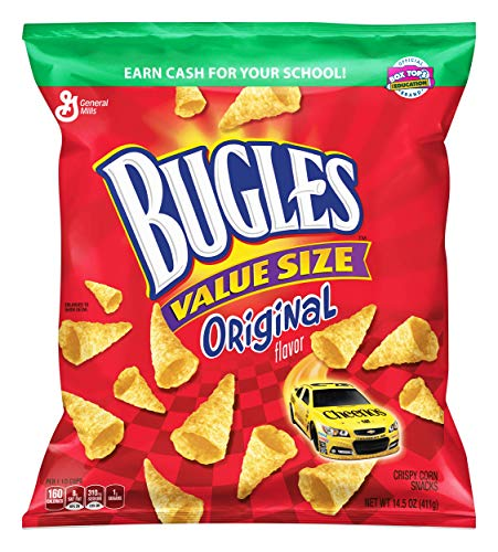 Bugles Original Flavor Crispy Corn Snacks - 7.5oz