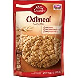 Betty Crocker Baking Mix, Oatmeal Cookie Mix, 17.5 Oz Pouch (Pack of 12)