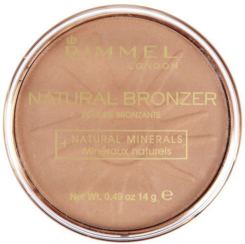 Rimmel London Natural Bronzer - Sun Light - London Natural