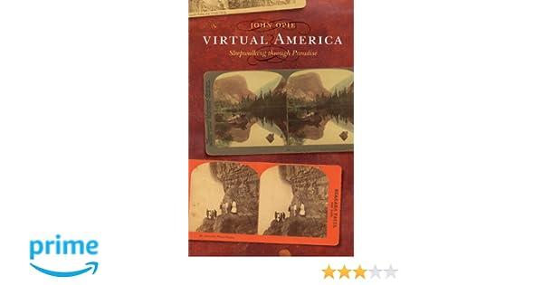 Virtual America: sleepwalking through paradise