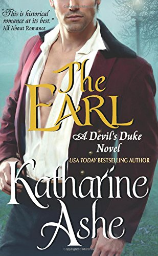 book cover of The Earl