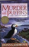 Murder with Puffins (Meg Langslow Mysteries)