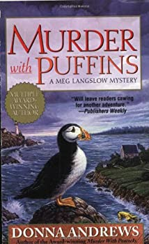 Murder With Puffins 0312939574 Book Cover
