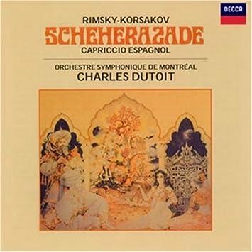 R.コルサコフ:交響組曲「シェエラザード」