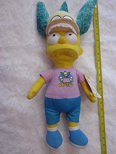 bart-simpson-with-krusty-hat-17-20th-fox-plush-stuffed-toy