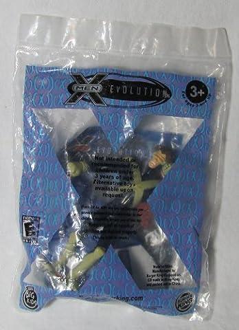 Cyclops X-Men Evolution Burger King Toy with CD (Xmen Evolution Series)