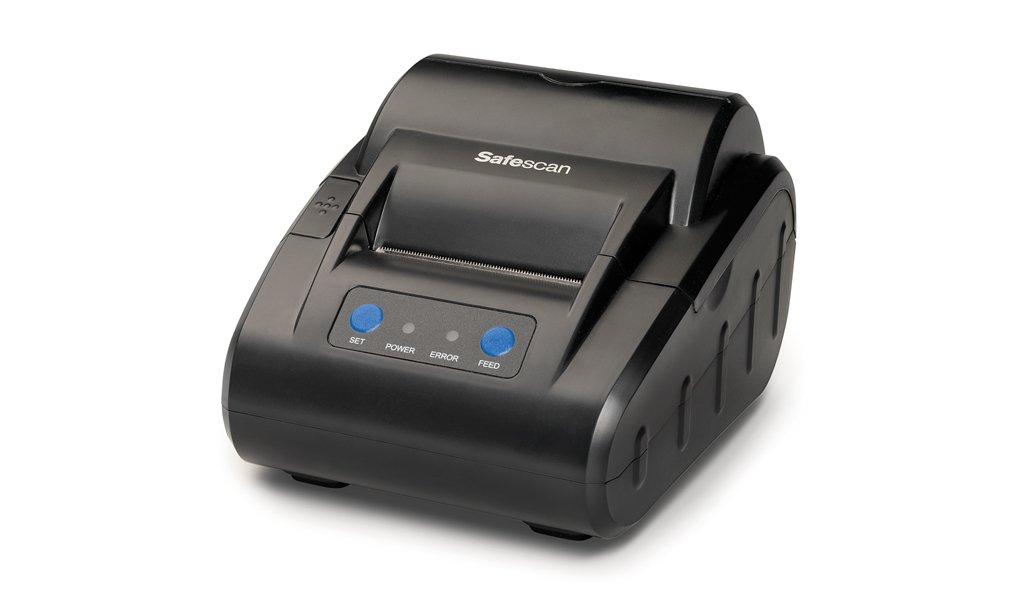 Safescan TP-230 Stampante a Ricevuta Termica, Nero 134-0535