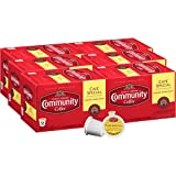 Community Coffee Café Special Medium Dark Roast Single Serve, 72 Ct Box, Compatible with Keurig 2.0 K Cup Brewers, Full Body Smooth Full Flavor, 100% Arabica Coffee Beans Review