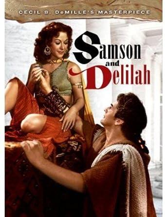 Samson And Delilah Domestic