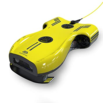 AQUAROBOTMAN Drone de Robot Submarino para fotografía submarina ...