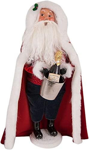 Byers Choice Celebration Santa 3187