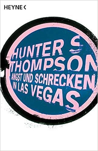check out 306d8 c472a Angst und Schrecken in Las Vegas: Amazon.de: Hunter S ...