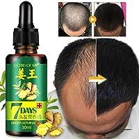 BellyLady 30ml Women Men Hair Care Growth Essence Liquid Restoration Hair Hair Loss Nutrition Tool : Other