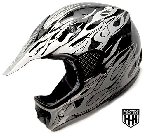 SmartDealsNow - HHH DOT Youth & Kids Helmet for Dirtbike ATV Motocross...