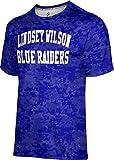 ProSphere Men's Lindsey Wilson College Digital Shirt (Apparel) EEEC2 (XXX-Large)
