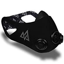 Training Mask 2.0 [Black Out], Elevation Training Mask, Fitness Mask, Workout Mask, Running Mask, Breathing Mask, Resistance Mask, Elevation Mask, Cardio Mask, Endurance Mask For Fitness (Small)