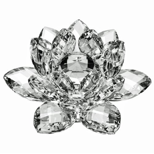 Lotus Crystal Blossom - Amlong Crystal 3
