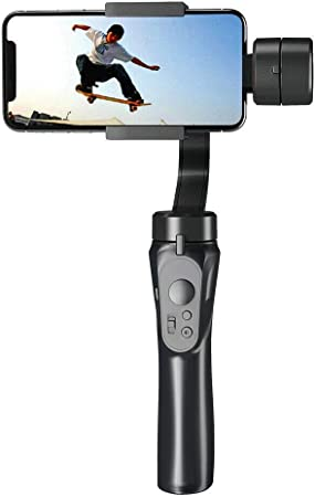 Gmxop H4 Smooth Handheld Smartphone Gimbal Stalilizer Portable ...