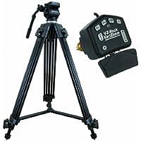 Varizoom VZTK75A-ROCK Tripod and Lens Controller (Black)