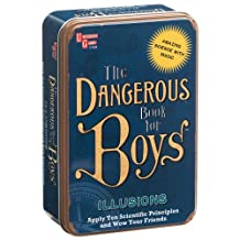 University Games The Dangerous Book for Boys- Illusions (difficulty 8 of 10)