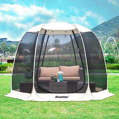 Alvantor Screen House Room Camping Tent Outdoor Canopy Dining Gazebo