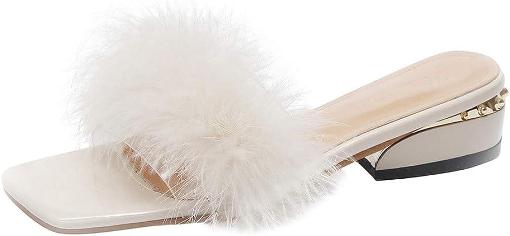 Women Flat Sandals,Ladies Slippers Slip-on Sandals Roman Shoes