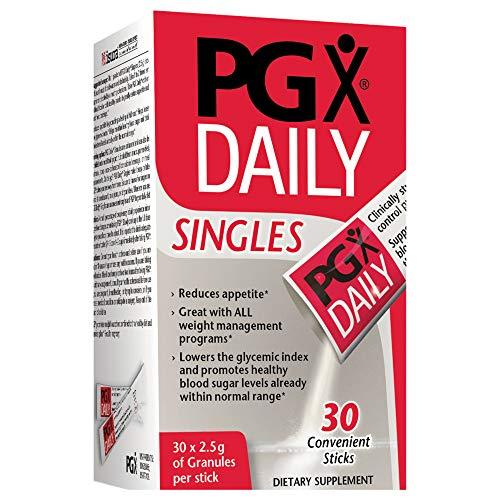 PGX by Natural Factors, Daily Singles Powder, 30 Packets