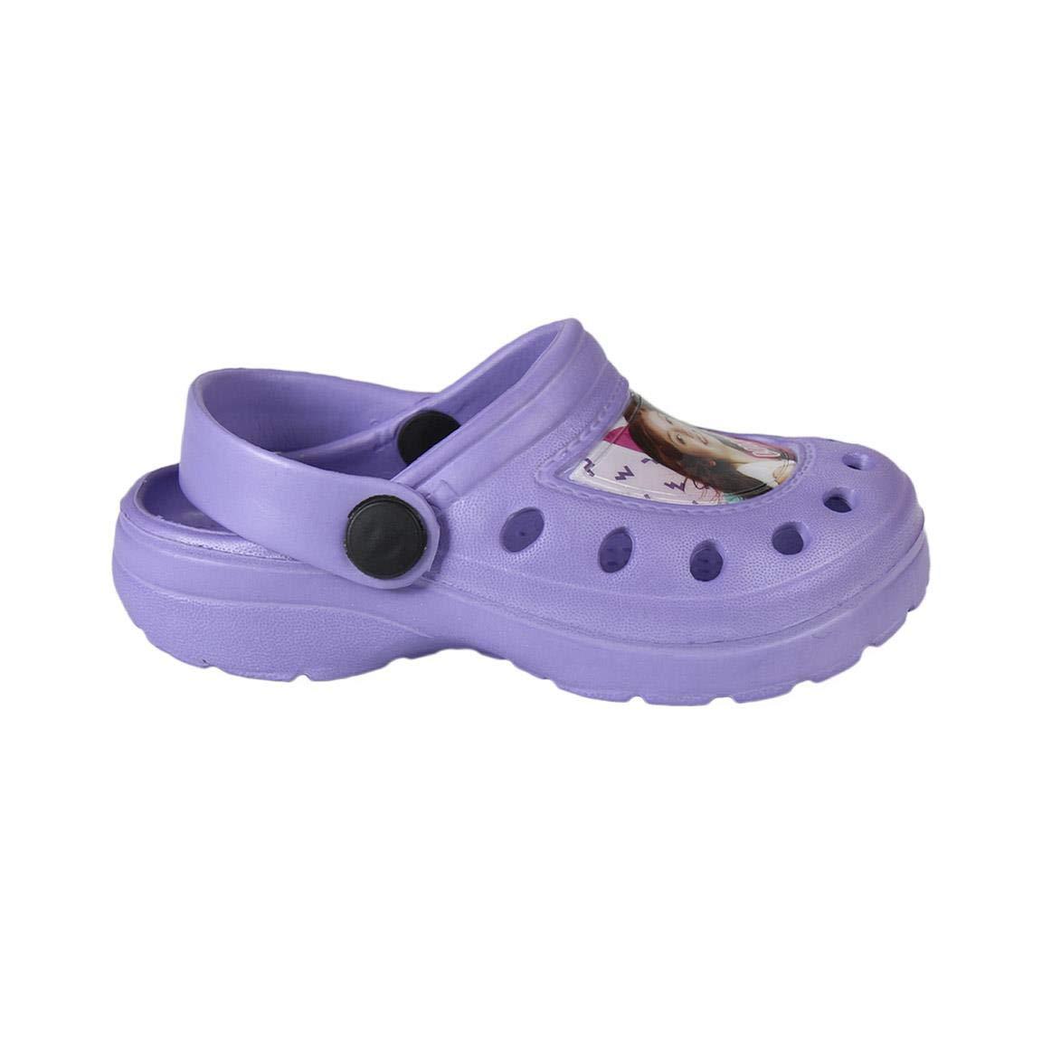 takestop® Crocs Hausschuhe Mare Gummi, rutschfest, Soy Mond