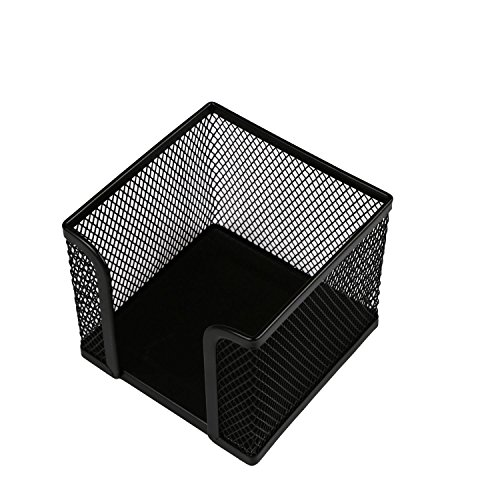 Amazon.com : GOOD ACTIVE 5 Piece Office Supplies Desk Organizer Tool Mesh Tray Metal File Pencil Holder : Office Products